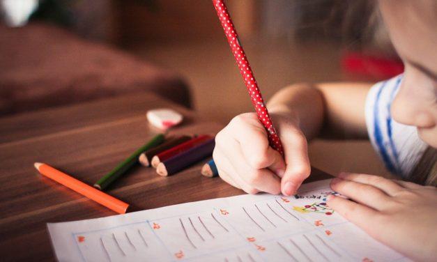Gør dit barn klar til skolestart